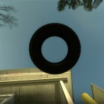 New_perspectives_Floating tire and the flying can 2010, Left 4 dead 2