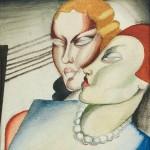 Tamara de Lempicka, Deux amies
