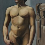 Tamara de Lempicka, Nu masculin