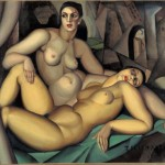 Tamara de Lempicka, Perspective oul les deuxamies