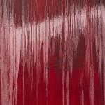 Alessio Ancillai, Dopo la luce, 2015, Olio su juta trattata, filo, cm 85x60 photo Giorgio Benni