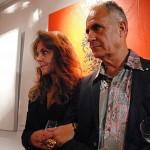 Roberta Cima con Natino Chirico