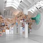 Installazione, Jacob Haschimoto, Studio la Città, Verona