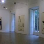 Jannis Kounellis galleria Christian Stein 2