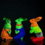 Massimiliano Pelletti, Rabbits in the sun [NIGHT]