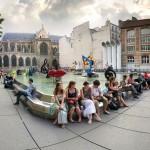 fontana pompidou