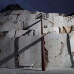 Illusione di Alberto Timossi, Cave Michelangelo Carrara - foto Stefano Esposito