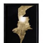 14. Gino De Dominicis Senza titolo (Urvasi e Gilgamesh), 1995