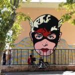 Street art a Primavalle