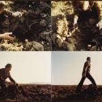 8. G. Pane, Enfoncement d'un rayon de soleil, 1969