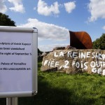 Dirty Corner, Anish Kapoor (FRANCOIS GUILLOT/AFP/Getty Images)