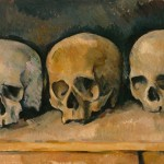 Paul Cézanne - I tre teschi