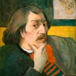 Paul Gauguin - Autoritratto