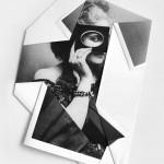 Mario Cresci, dalla serie Dispiegati, Contessa di Castiglione #1, 2013