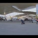 In mostra le fotografie di Franco Fontana sull'Expo appena conluso