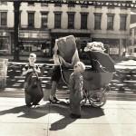 Viivian Maier, New York, settembre 1953