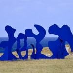 Paul Selwood, billabong, Sculpture by the Sea, Bondi 2015. Photo Clyde Yee