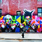 Dipinto murale, New York 2014
