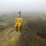 Mao-Zedong-statua-in-China
