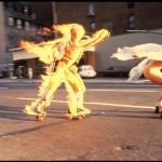 Minotaur and Ariadne NYC 1981