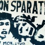 Non sparate!, Bologna, Movimento Studentesco, 1969
