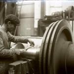 Riparazione cuscinetti di turbine