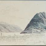Giorgio Fossati, Koppenhagen, 570 x 1040 mm, 1740 circa Sergio Trippini Studio Bibliografico Gavirate (Varese)