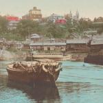 Canals of Yokohama, 1922