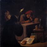 David Teniers II, De tovenaar