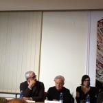 Guido Talarico, Claudio Scorretti, Donatella Della Ratta ed Emma Bonino