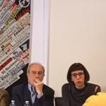 Franco Venturini e Francesca Caffeari