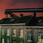 Giovanni Troilo, La Ville Noir The Dark Heart of Europe