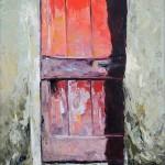 Angelo Vaninetti, Porta rossa