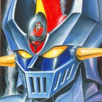 GO NAGAI_great mazinger_©G  O NAGAIDYNAMIC PLANNING
