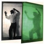 Alberto-Biasi-Eco-1974-tela-dipinta-fosforescente-e-irradiata-da-luce-wood-Collezione-Museion-Bolzano