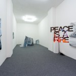 Pennacchio Argentato, Peace is a fire