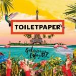 Ttoiletpaper, Les galeries Lafayette