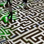 Miguel Chevalier, Onde di pixel