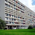 Le Courbusier, Cite Radieuse
