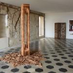 Veduta della mostra, Santa Maria della Scala, Siena Courtesy AGIVERONA Collection Poto Michele Alberto Sereni