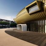 Il nuovo Centro Pecci di Prato progettato da Maurice Nio / NIO Architecten. Foto: Lineashow