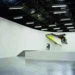 Felix Schramm, Omission 3, 2009, Palais de Tokyo 2