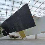 Felix Schramm, Soft corrosion, 2006, Installation view, Hamburger Bahnhof