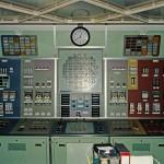 Linke, La dismessa centrale elettronucleare Caorso, pannello di controllo