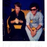 David Bowie e Red Ronnie