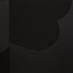 Burri, Nero, galleria Tega