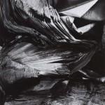 Kiyoshi Niiyama, Senza titolo (Fogli di metallo distorti), anni cinquanta-sessanta Untitled (Distorted metal sheets), 1950s-1960