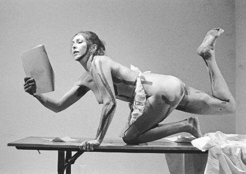 Carolee Scheemann
