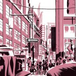 Michael Cho, Piccoli furti