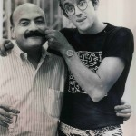 © Maria Mulas_Salvatore Ala e Keith Haring_1986